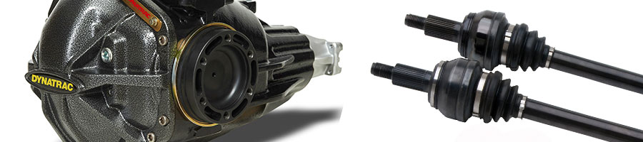 ProRock IFS and IRS Axles