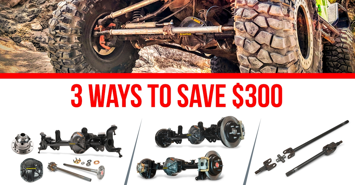 3 Ways to Save $300
