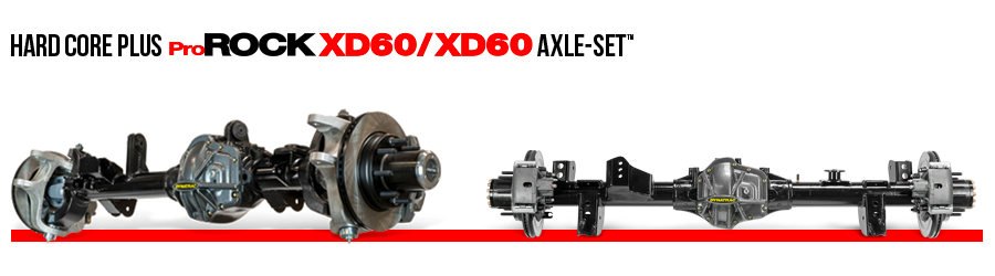 Dynatrac Axle Sets™ for Jeep JL