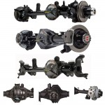 Comparing Axle Upgrade Options for Your Jeep Wrangler JK, Rubicon, TJ, YJ and XJ Cherokee