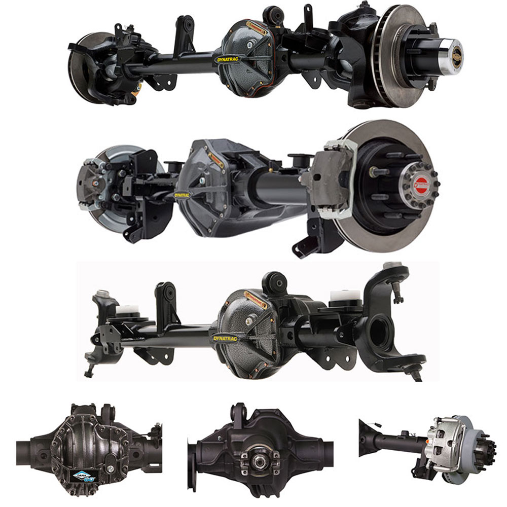 Comparing Axle Upgrade Options for Your Jeep Wrangler JK