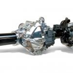 AL-X Experimental Aluminum Axle