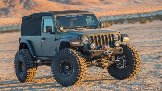 Dynatrac Code1 2018 Jeep Wrangler Jl Build Dynatrac Tech