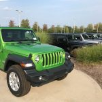 Jeep Wrangler is Becoming a Mainstream Passenger Vehicle